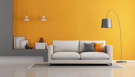 Choisir la couleur de son salon for Choisir couleur salon