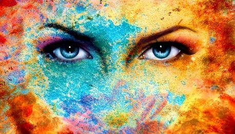 La karma-thérapie et la couleur de l'âme
