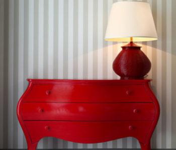 La couleur : une commode à 3 tiroirs