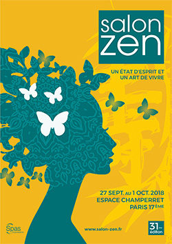 SALON ZEN 27 SEPT AU 1er OCT 2018