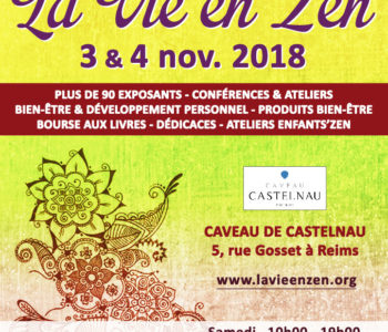 SALON A REIMS LE WEEK-END DU 3 ET 4 NOVEMBRE