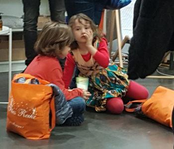 L'orange ou l'enfant intérieur :