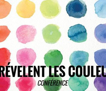 QUE REVELENT LES COULEURS – conférence Toulon au Télégraphe