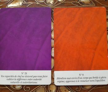 Horoscope couleurs de la semaine du 2 au 8 septembre