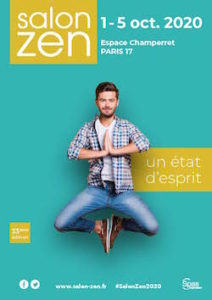 Retrouvez Vies de couleurs Salon ZEN Paris